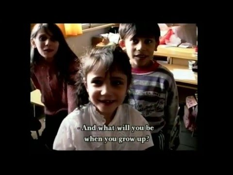 Walls - Romani kids in the Czech schools