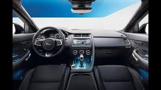 New Jaguar E Pace Concept 2018 - 2019 Review, Photos, Exhibition, Exterior and Interior