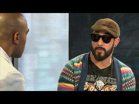 Backstreet Boys on What They Think of Justin Bieber | Backstreet Boys Interview