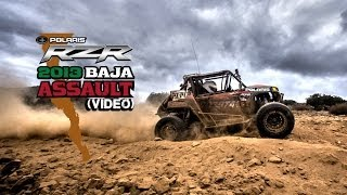 UTVUnderground Presents: 2013 SCORE Baja 1000 - POLARIS RACING