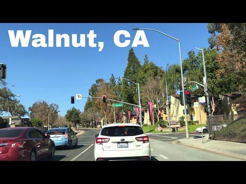 🔴  Walnut California Realtor Driving Tour 4K