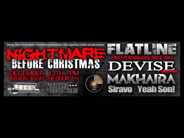 NIGHTMARE BEFORE CHRISTMAS 12/13/14