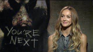 sharni Vinson interview