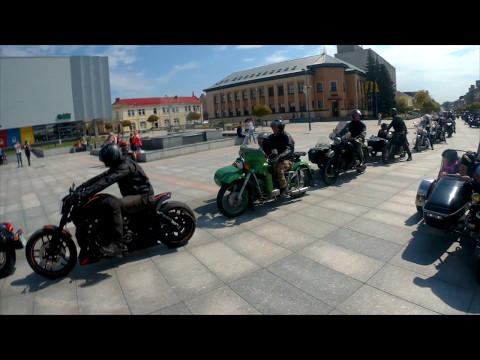 Marijampolės Moto Sezono Atidarymas 2017 SjCam 5000x Elite