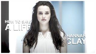 hannah & clay | how to save a life