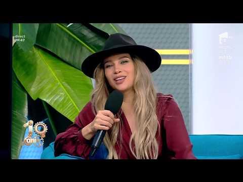 """Lora, apariție spectaculoasă la Neatza. Artista și lansat curând noul single """"Pleacă"""""""