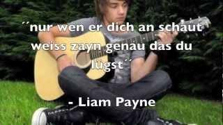 Liam Payne German Facts :)