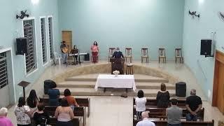 Transmissão ao vivo de 4IPS - Quarta Igreja Presbiteriana de Suzano