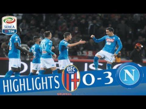 Bologna - Napoli - 0-3 - Highlights - Giornata 3 - Serie A TIM 2017/18
