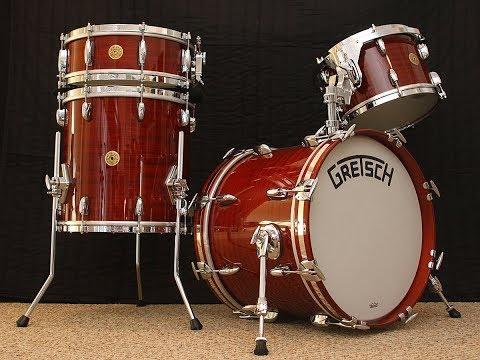 Gretsch 135th Anniversary Bop Kit