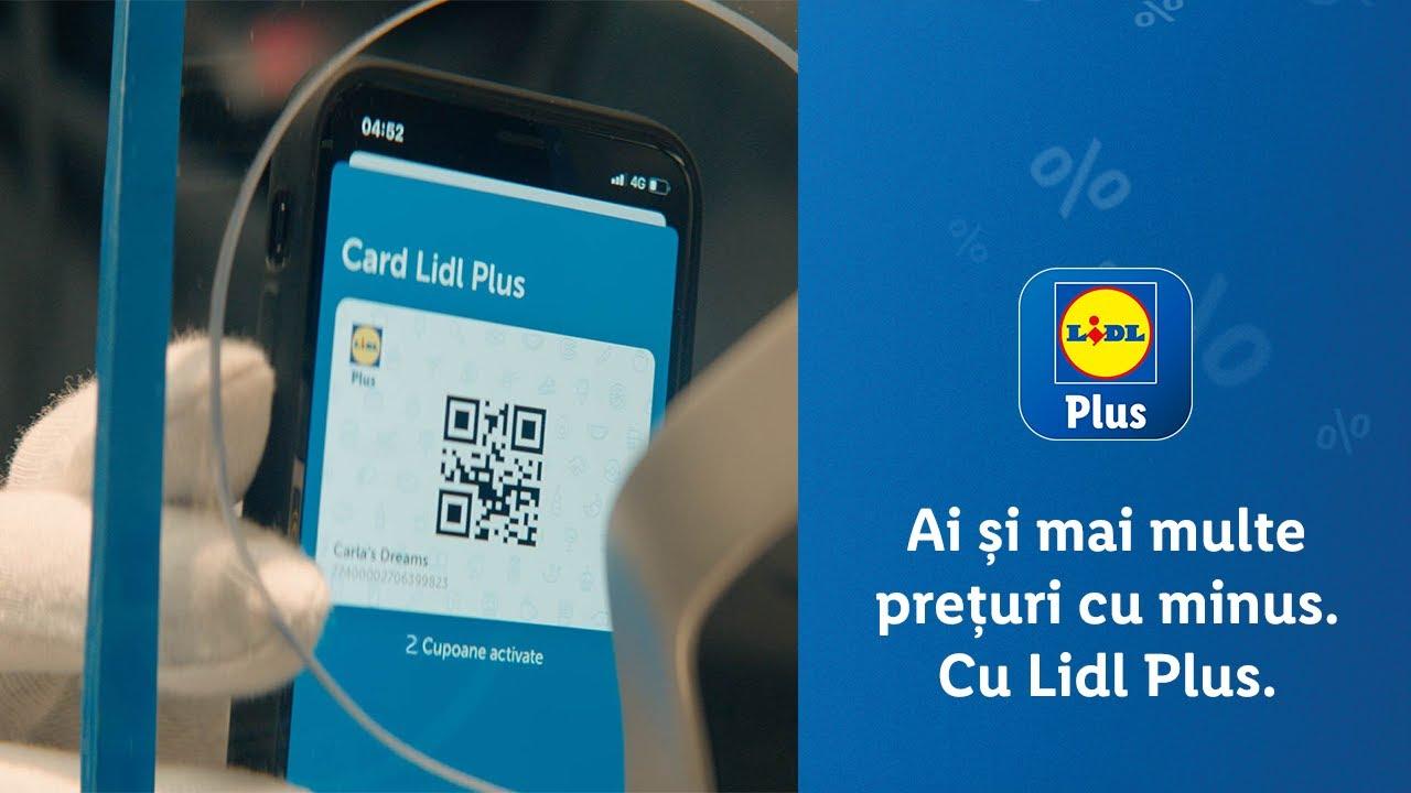 Download Tu stii cum functioneaza aplicatia Lidl Plus? • Lidl Plus