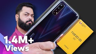 realme Narzo 20 Pro Unboxing And First Impressions ⚡⚡⚡ This Should Be Called realme 7 Lite