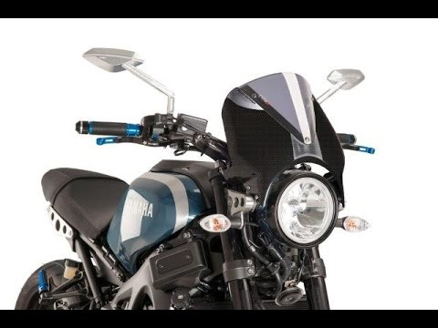 yamaha xsr 900 zubeh r accessories youtube. Black Bedroom Furniture Sets. Home Design Ideas