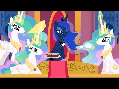 Everyone loves Princess Luna