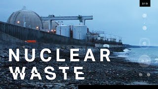 88,000 tons of radioactive waste - and nowhere to put it