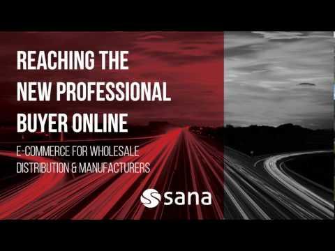 Webinar from Directions 2016 Sponsor Sana Commerce