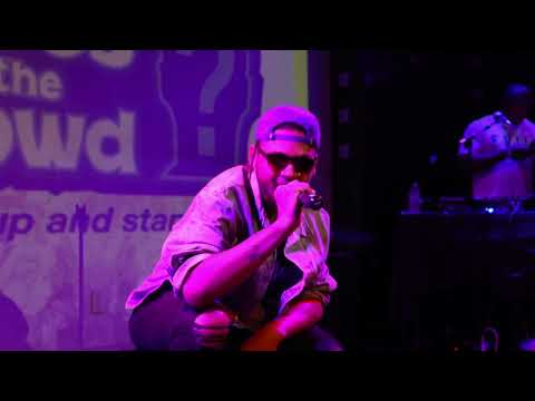 SIR AVERY LLOYD - MAY 29TH 2018 FACES IN THE CROWD SHOWCASE @ SOBS NYC