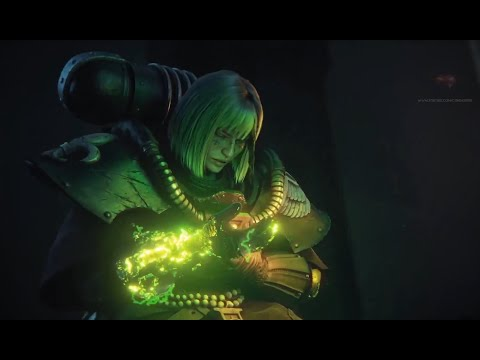 Warhammer 40000  The Imperium's End Cinematic Trailer 9 редакция\9th Edition