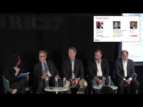 CIO Panel: Technology Innovation Across the Retail Enterprise (#RIC17)
