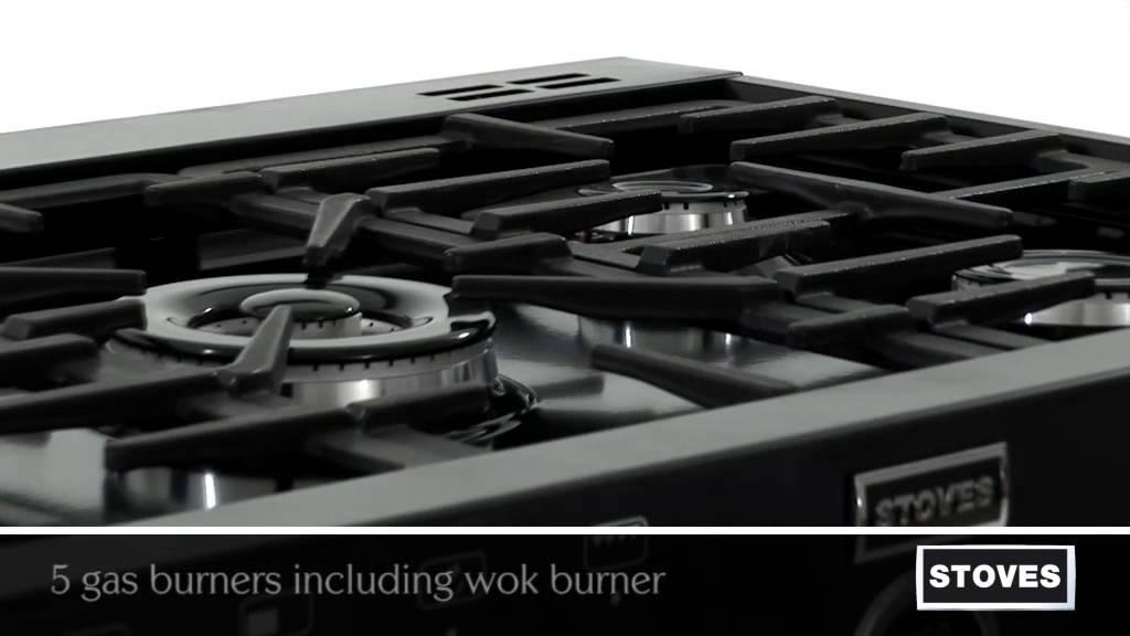 Verbazingwekkend Stoves Sterling 900DFT Range Cooker - YouTube XN-87