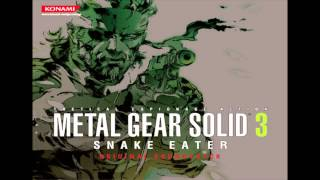 MGS3 OST - 18 Fortress Sneaking