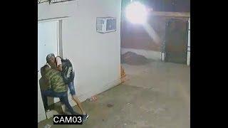 Delincuentes ingresaron a una vivienda