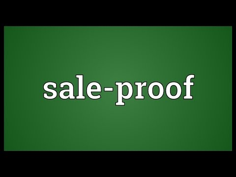 Header of Sale-Proof