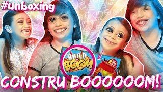 💣 ESSE BRINQUEDO VAI BOMBAR | 🎁 Unboxing de Brinquedo: Construboom 👷♀️ft. Mayumi