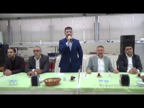 AK Parti'den Birlik ve Beraberlik Toplantısı