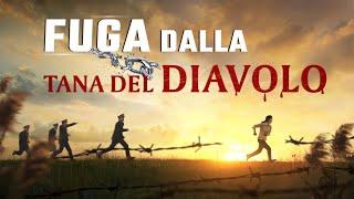 """Film cristiano completo in italiano 2018 – La forza della preghiera """"Fuga dalla tana del diavolo"""""""