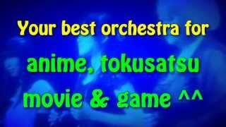 【Hollywood Big-Sounding Orchestra】TRAILER 2013