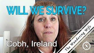 COBH, IRELAND: The Titanic Experience | TRAVEL VLOG #0055