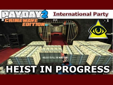 Payday 2 - Deathwish +big oil app +overdrill and overvault +checklist