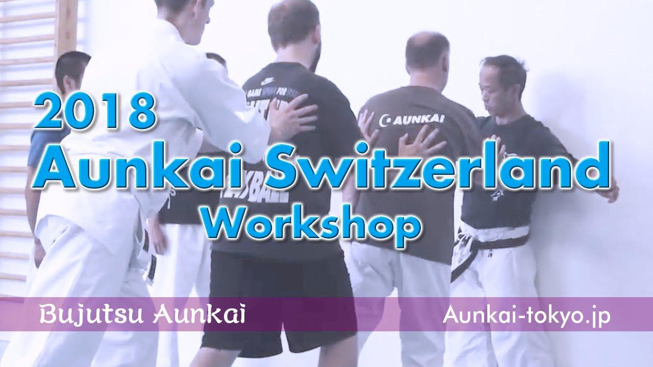 Aunkai Switzerland Workshop - Beyond muscular power