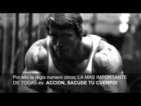 Arnold Schwarzenegger Discurso Motivación Youtube