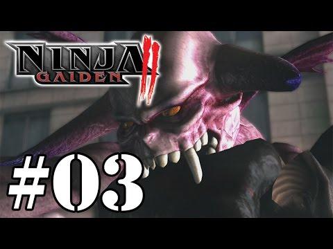 Let's Play: Ninja Gaiden 2 - Parte 3