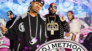 DJ Method - Lean In My Cup (Ft. Rich Boy, Chamillionaire & Bun B) (Blend/Remix)