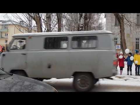 Омутнинск. День памяти жертв ДТП