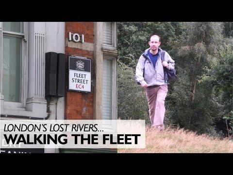 Walking The Hidden River Fleet