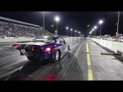 MJ Motorsports 3500hp Twin Turbo Chevy Cobalt