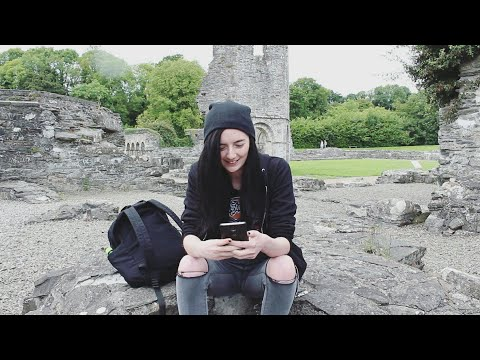 Treasure Hidden in Ancient Irish Abbey Ruin - Geocaching