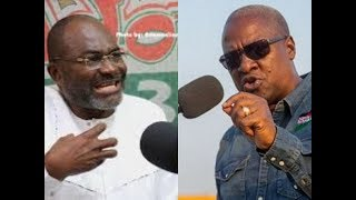Kennedy Agyapong dares John Mahama to show videos of ashanti region incident to diplomats
