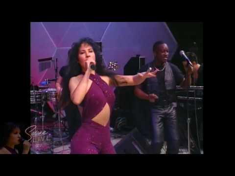 Selena Last Concert - Techno Cumbia - La Carcacha (Part 3)