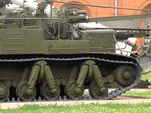 420mm 2B1 Oka Self Propelled Gun Mortar