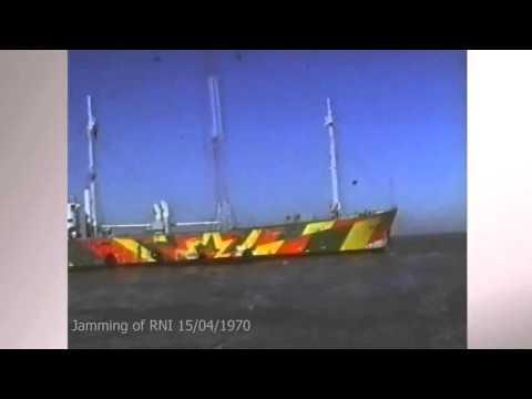 RNI TV footage seventies