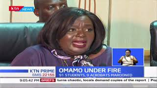 CS Omamo under fire; Gov't yet to make decision whether or not to evacuate Kenyans stuck in China