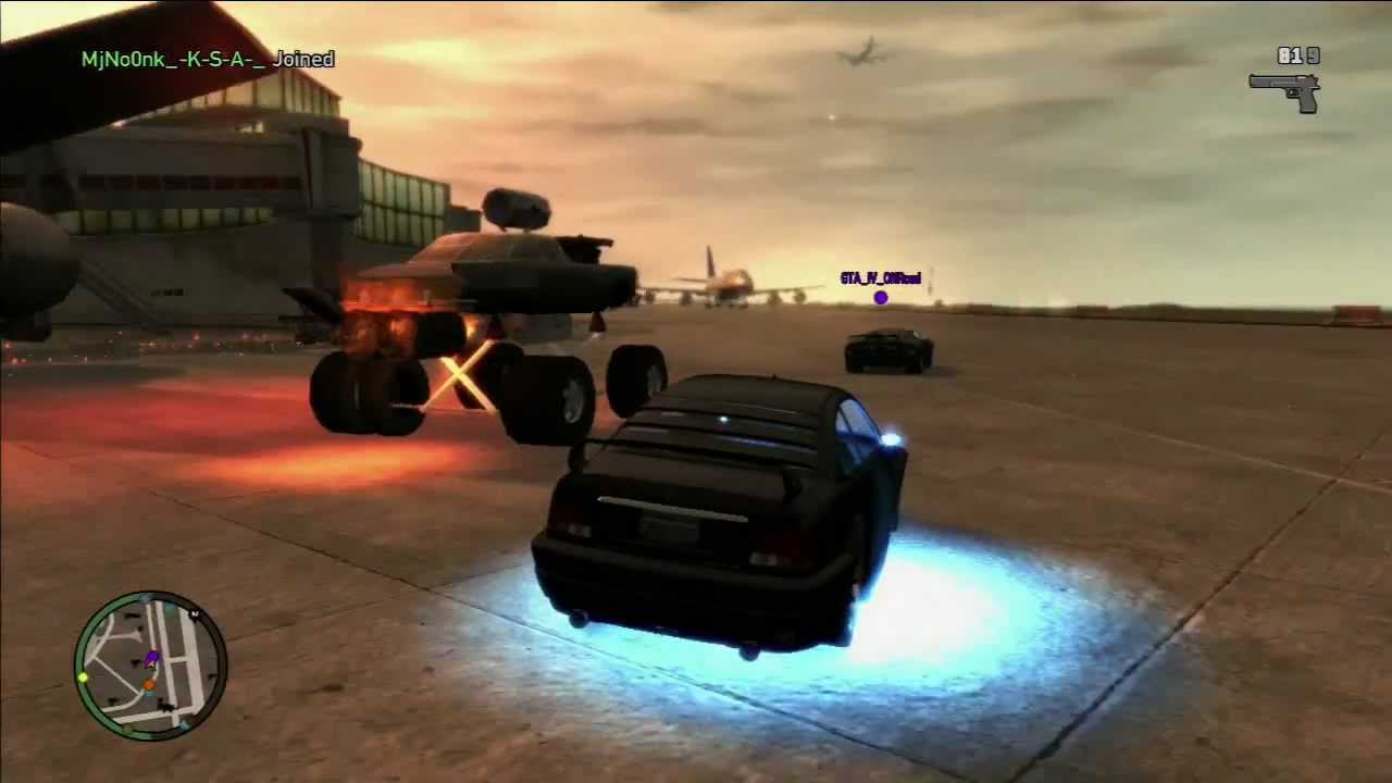 Monster Truck GTA IV PS3 - YouTube