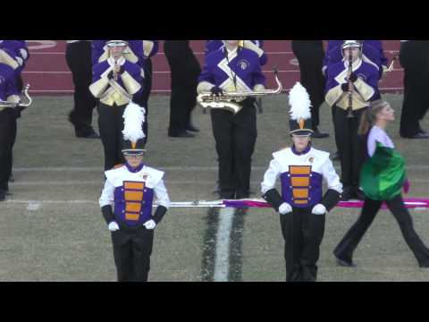 Daphne High School - Deep South Marching Band Contest- Theodore, AL 10.29.2016