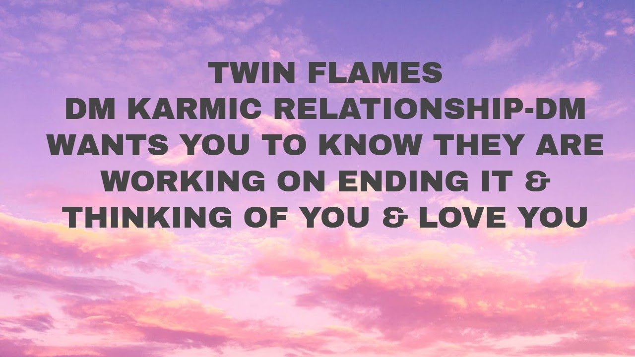 what is a karmic love relationship