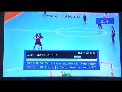 ТВ онлайн на TVlevel - спутниковые каналы смотреть...